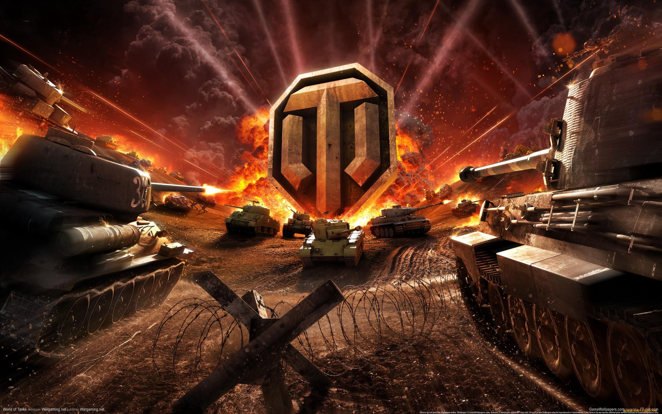 World of tanks №531808 видео игры мир танков